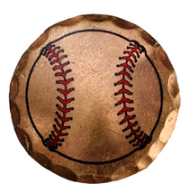 Sunfish: Copper Ball Marker - Baseball