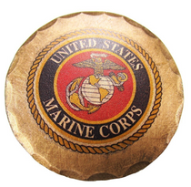 Sunfish: Copper Ball Marker - U.S. Marines