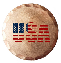 Sunfish: Copper Ball Marker - USA Pride