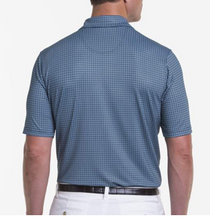 Fairway & Greene: Men's USA Geo Print Jersey Polo