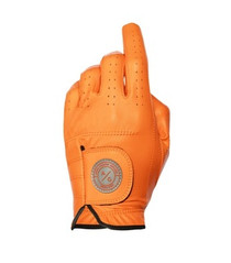 Asher Golf: Mens Premium Golf Glove - Dreamsicle