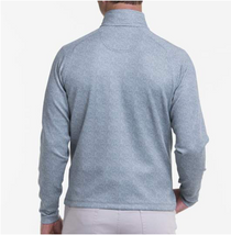Fairway & Greene: Men's Broken Bone Long Sleeve Quarter Zip