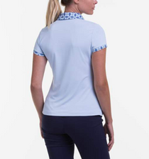 Fairway & Greene: Women's Ada Short Sleeve Polo