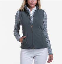 Fairway & Greene: Women's Bryn Fleece Vest