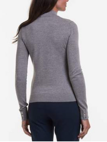 Fairway & Greene: Women's Aubrey Sweater - Cove
