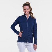 EP NY Golf: Women's Long Sleeve Brushed Jersey Jacket
