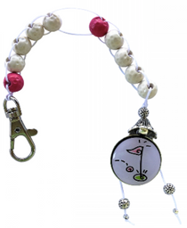 One Putt Designs - Stroke Counter/Ball Marker Combination Adornment