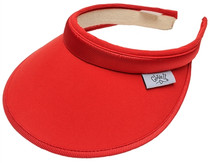 Glove It: Golf Visors - Red - SALE