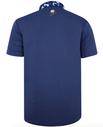 Tattoo Golf: Men's VIP ProCool Golf Shirt - Navy