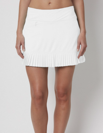 "Chase 54: Women's Skort - Glee 15"" (White, Size: Medium) SALE"