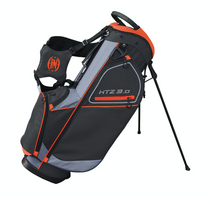 Hot-Z Golf: 3.0 Stand Bag - Black/Orange/Gray *Estimated Ship Date – Late January 2021*