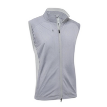 Zero Restriction: Men's Z675 Melange Vest