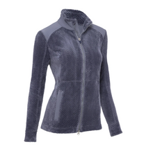 Zero Restriction: Women's Andie Fleece Full Zip