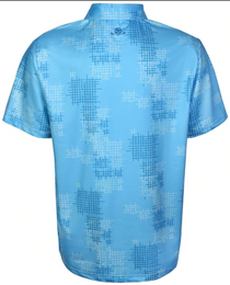 Tattoo Golf: Men's GTX Cool-Stretch Golf Shirt