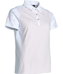Abacus Sports Wear: Women's High-Performance Golf Polo - Lisa