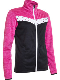 Abacus Sports Wear: Women's Full-Zip Fleece - Fortrose