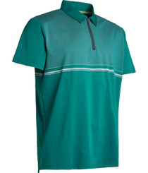 Abacus Sports Wear: Men's High-Performance Golf Polo - Bulger
