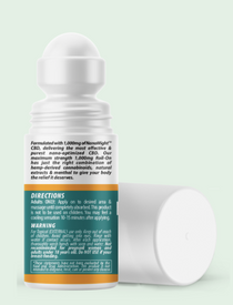Green Eagle: Nanomight™ CBD Relief Roll-on - 1000 Mg