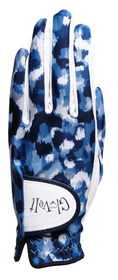 Glove It: Golf Glove - Blue Leopard