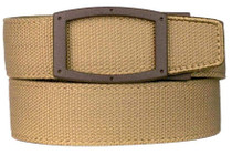 Nexbelt: Men's Newport V.4 Belt - Tan