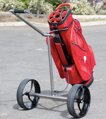 Cart-Tek Golf Carts: Galaxy Titan Golf Trolley