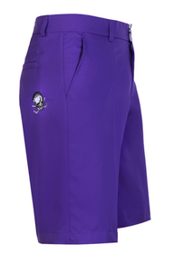 Tattoo Golf: Men's OB ProCool Performance Golf Shorts - Purple