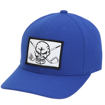 Tattoo Golf: Cool & Dry Skull Patch Golf Hat