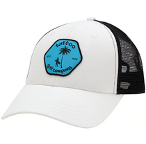 Tattoo Golf: Palm Tree Trucker Golf Hat
