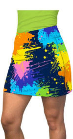 Loudmouth Golf: Women's Active Skort - Blasterpiece