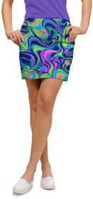Loudmouth Golf: Women's StretchTech Skort - Eye Candy