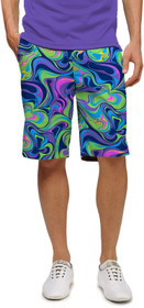 Loudmouth Golf: Men's StretchTech Shorts - Eye Candy