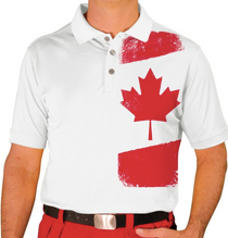 Golf Knickers: Men's Homeland Golf Shirt - Canada
