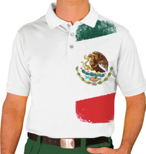 Golf Knickers: Men's Homeland Golf Shirt - Mexico
