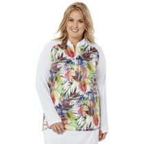 Nancy Lopez Golf: Women's Pullover Plus- Joy