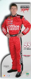Team Image: Lifesize Cardboard Cutout - Carl Edwards Home Depot