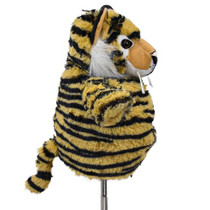 Creative Covers: Tiger in the Woods Headcover