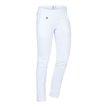 Daily Sports: Women's Magic Pants - White (Size: 8) SALE