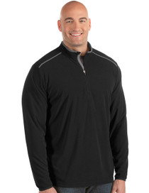 Antigua: Men's Essentials Big & Tall - Glacier 104370 (Size: 3XL,  229 Black/Carbon) SALE