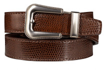 Nexbelt: Women's Dakota Belt - Brown