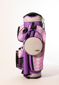Sassy Caddy: Ladies Cart Bag - Concord