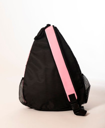 Sassy Caddy: Sling or Pickle Ball Bag - Milan