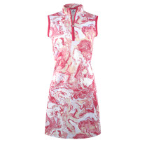 Daily Sports: Women's Adelina Sleeveless Dress - Fruit Punch