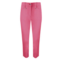 "Daily Sports: Women's Lyric Pants 29"" - Fruit Punch Red"