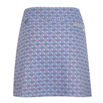 "Daily Sports: Women's Sue 20.5"" Skort (longer style) - Breeze Blue"