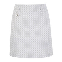 "Daily Sports: Women's Magic 18"" Skort - Caterina White"