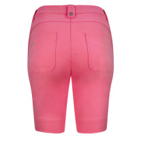 Daily Sports: Women's Lyric Shorts - Fruit Punch Red
