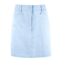 "Daily Sports: Women's Lyric 20.5"" Skort (longer style) - Breeze Blue"