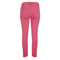 Daily Sports: Women's Lyric High Water Pants - Fruit Punch Red