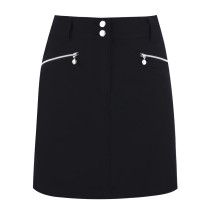 "Daily Sports: Women's Glam 20.5"" Skort (longer style) - Navy"
