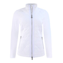 Daily Sports: Women's Even Lightly Padded Jacket - White